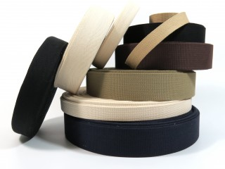 Cotton Webbing & Tapes