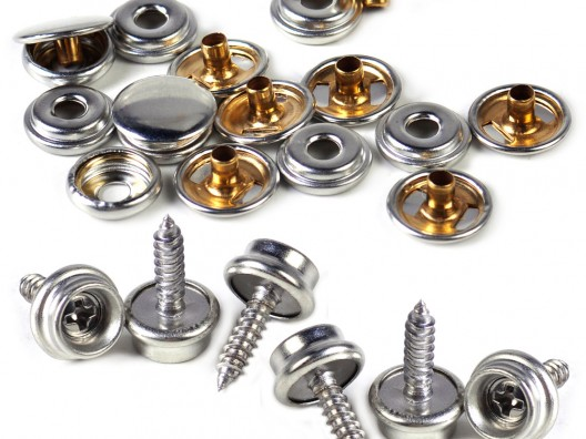 Durable Dot Snap Fastener Press Studs