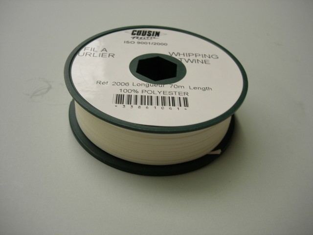 Polyester Whipping Twine 0.9mm