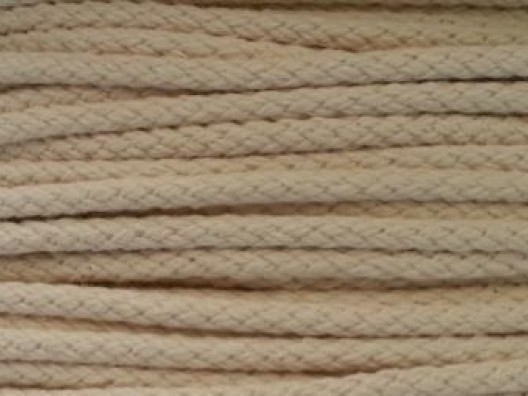 6mm Cotton Braid