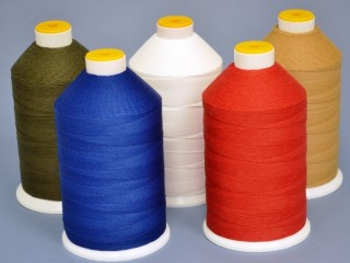Polyester/Cotton Corespun Glace Thread M6
