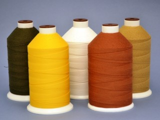 Polyester/Cotton Corespun Glace Thread M12
