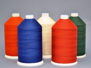 Polyester/Cotton Corespun Glace Thread M25