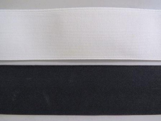 50mm Woven Elastic Deluxe 25m roll