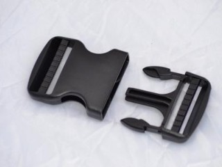 Side Release Buckle Dual Curved Pack of 100