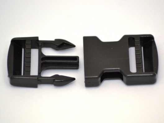 Side Release Buckle Dual Pack of 100