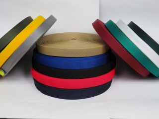 20mm Polypropylene Webbing Plain Weave 50m