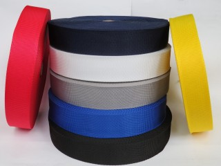 50mm Polypropylene Webbing Plain Weave 50m
