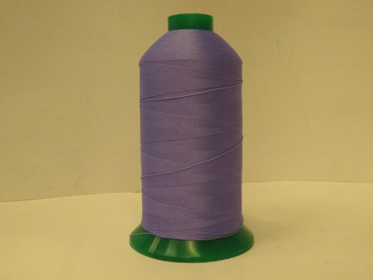 Texturised Polyester M80 Thread 5000m spool, Purple