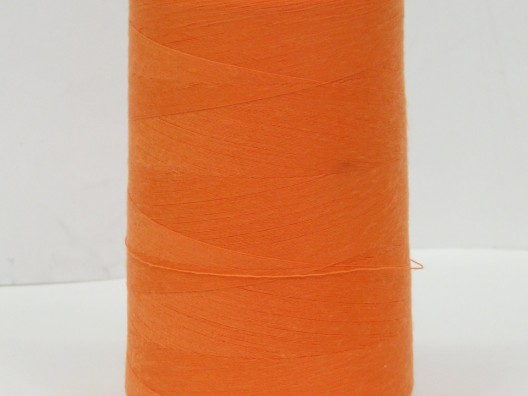 Polyester M75 Thread 5000m spool, Orange