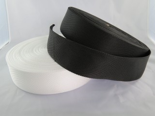 75mm Polypropylene Webbing Plain Weave 50m