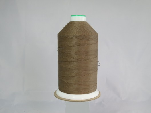 Polyester/Cotton Corespun Glace Thread M36 Beige