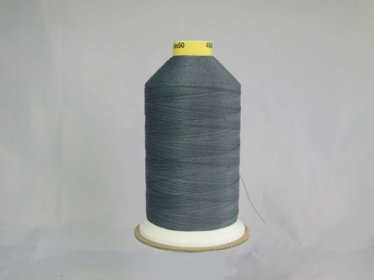 Polyester/Cotton Corespun Glace Thread M50 Grey