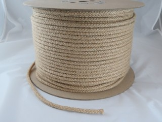No6 8mm Jute Sash Cord, 200M Reel