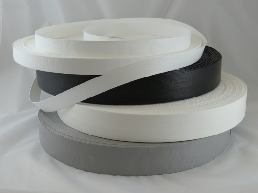 25mm Polyester Webbing PVC Coated 100m