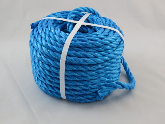 10mm Diameter Split film Polypropylene Rope 30m coil
