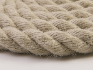 Hemp style polypropylene traditional rope (Hempex)